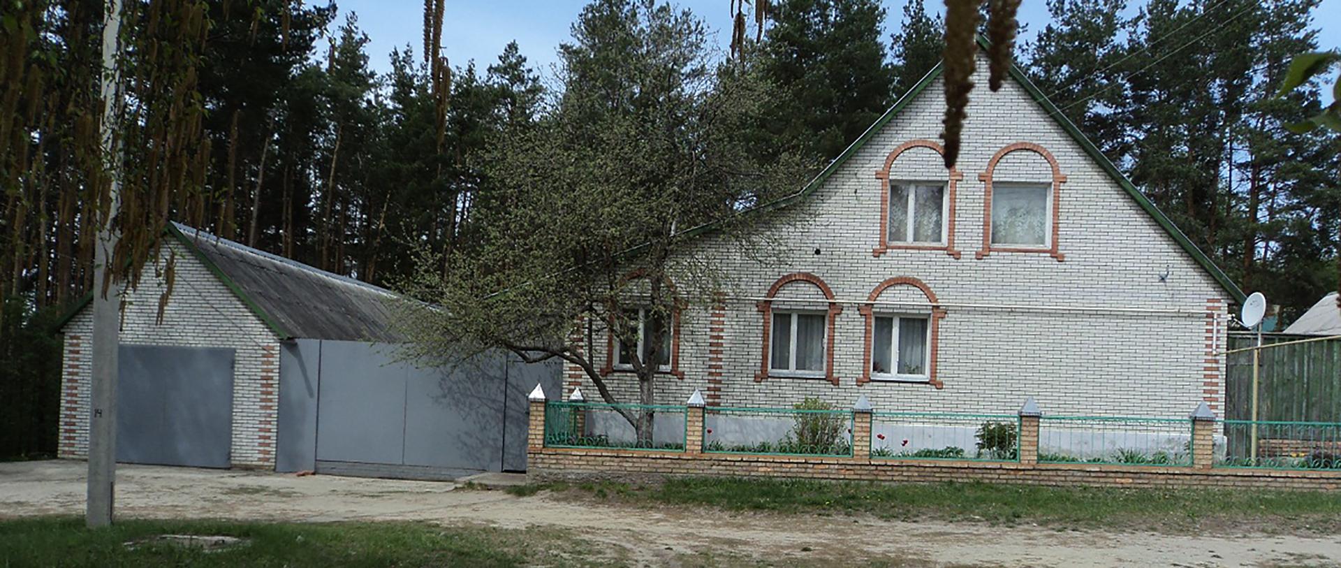 2 эт. дом в Пензенской области в рабочем поселке Чаадаевка 175м.кв.